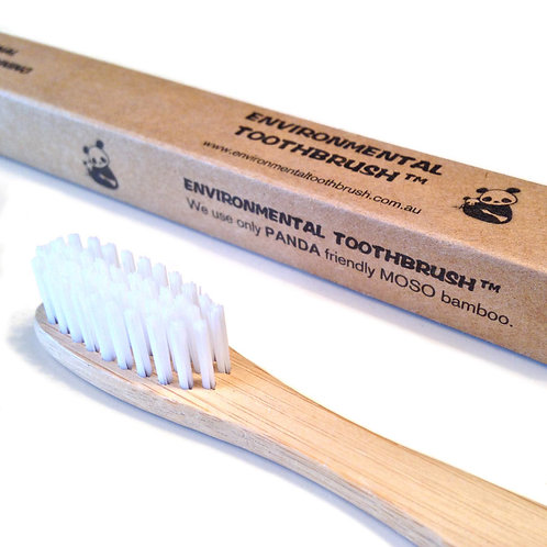 The Environmental Toothbrush Medium Bristles