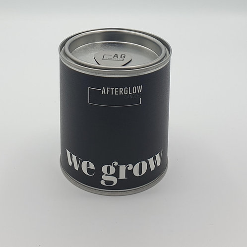 Afterglow Candles - We Grow - Coconut & Soy Wax Candle