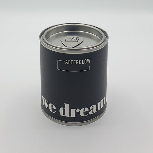 Afterglow Candles - We Dream - Chamomile and Lavender Coconut & Soy Wax Candle