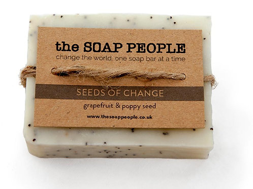 Seeds of Change Soap Bar The Soap People