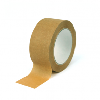 Eco craft Self adhesive paper tape 48mm x 50m compostable biodegradable