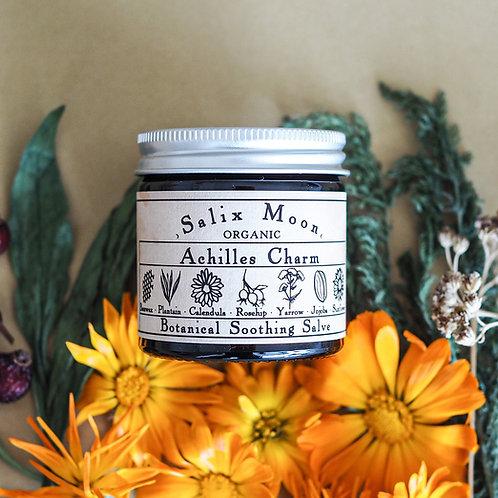 Salix Moon Apothecary Botanical Healing Salve 60ml achilles charm