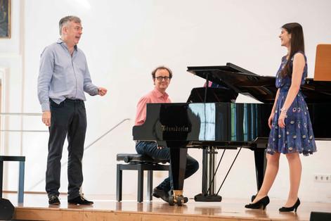 Masterclass with Malcom Martineau Salzburg Festival YSP 2018