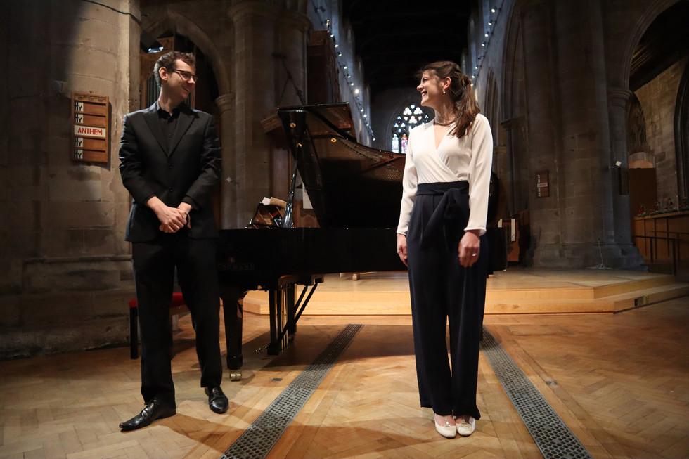 Perth Festival of the Arts Recital with Paul McKenzie 2019
