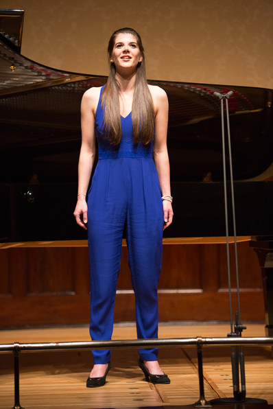 Independent Opera Scholar's Recital, Wigmore Hall 2017