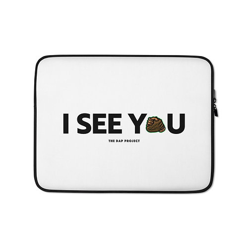 """TDP """"I See You"""" Laptop Sleeve"""