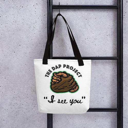 """TDP """"I See You"""" Tote bag"""