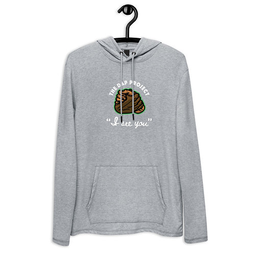 """TDP """"I See You"""" Unisex Lightweight Hoodie"""