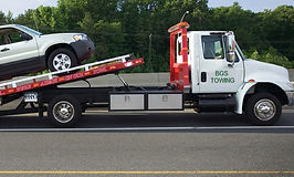 Towing Services in B.C