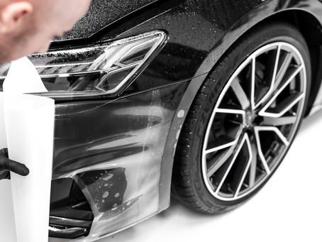 Reparos Rápidos: solução para reparação de pequenas batidas no veículo