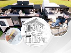 Por dentro da obra: conheça como funcionam as etapas da construção de casas e sobrados