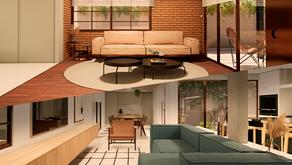 Saiba o que está em alta para projetos de interiores