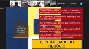 Palestra: Soluções Técnicas para LGPD