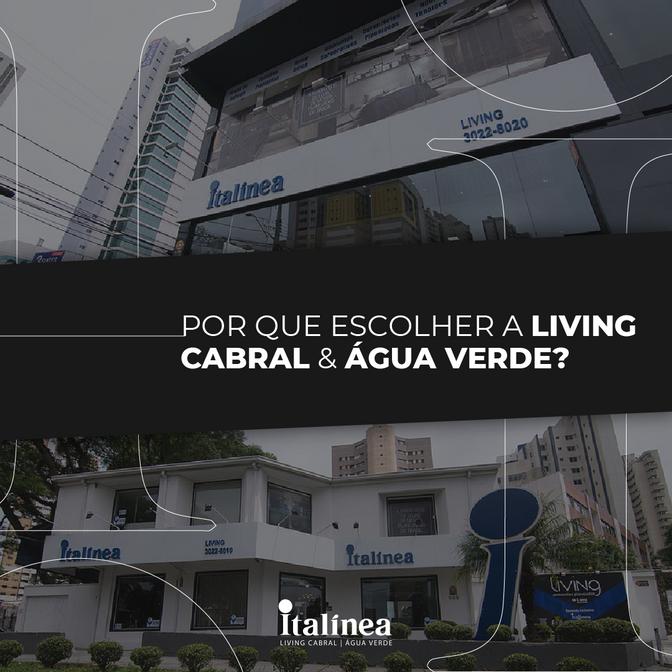 Por que escolher a Living Italínea para planejar o seu ambiente