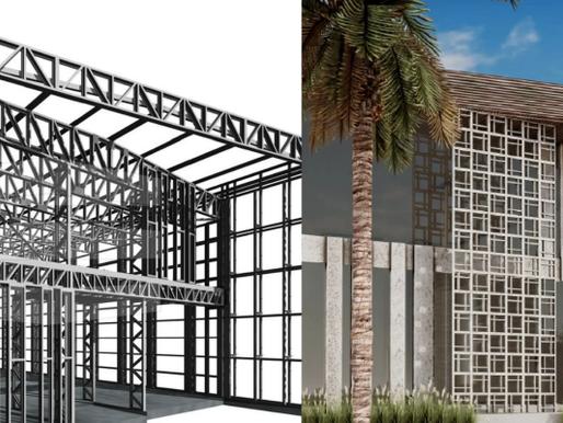 Steel Frame se apresenta como alternativa eficiente de Arquitetura Sustentável