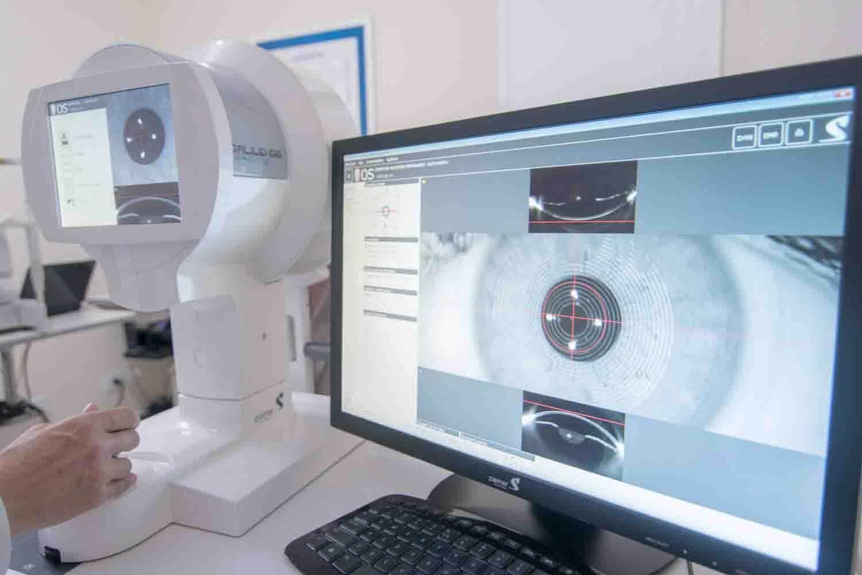 Alta tecnologia em cirurgia ocular