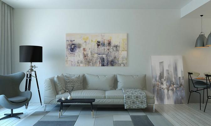 Sala de estar: o que levar em consideração na hora de decorar