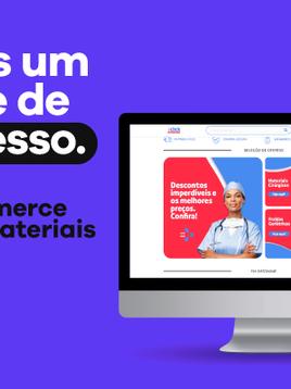 Projeto entregue: Click Materiais é um novo case de sucesso da Ser Mídia