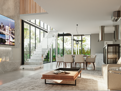 Contato com a natureza e sustentabilidade são tendências de arquitetura para 2021