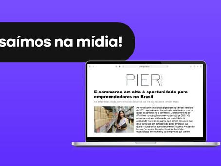 Ser Mídia ganha destaque com estratégias de vendas online