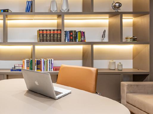 Saiba qual a importância de um projeto de interiores para o seu home office