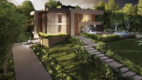Feita para encantar: conheça a nova casa personalizada da Bidese Construtora