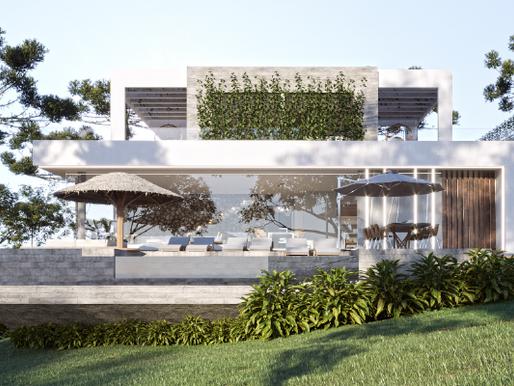 Aumenta a procura por construções de casas de luxo e de alto padrão no mercado imobiliário