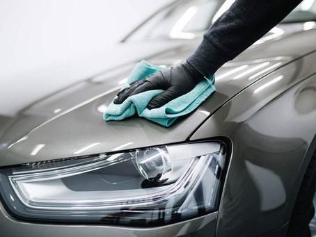 Cuidados essenciais com a lataria e pintura do carro