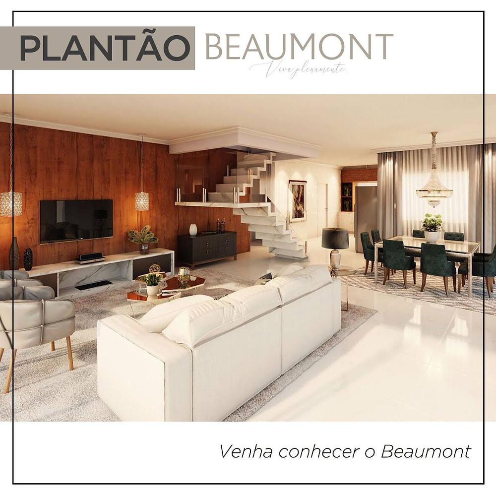 Plantão de vendas beaumont