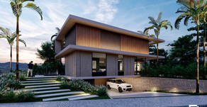 Nova obra: ACR Residence se destaca por design moderno e funcional