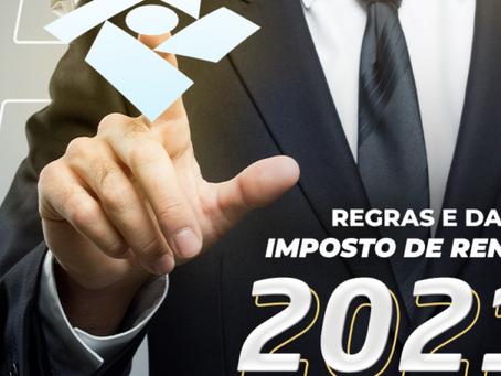 Saiba mais sobre as regras para a declaração do Imposto de Renda 2021