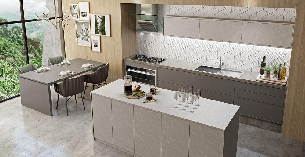 cozinha italínea 2020