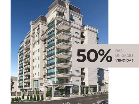 Beaumont alcança marca de 50% do empreendimento vendido
