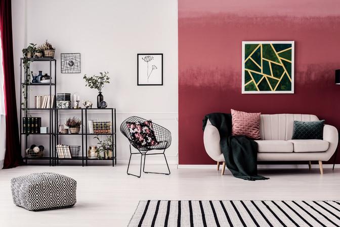 Tendências de decoração para garantir mais beleza ao ambiente