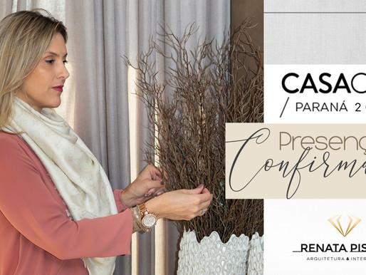 Renata Pisani confirma participação na Casa Cor Paraná 2020