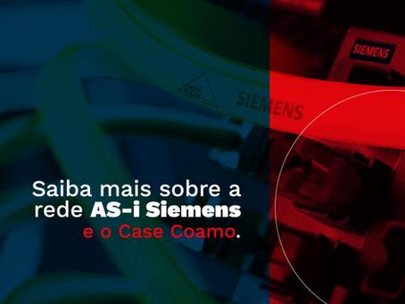 Case de sucesso Energy Global: aplicação da Rede AS-i Siemens para Coamo