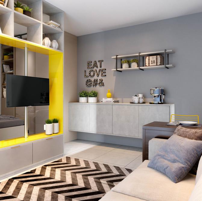 Quer conhecer mais sobre os Móveis da Living? 3 estilos para projetos personalizados