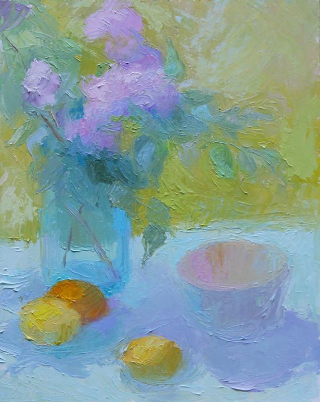 Lilac Shadows