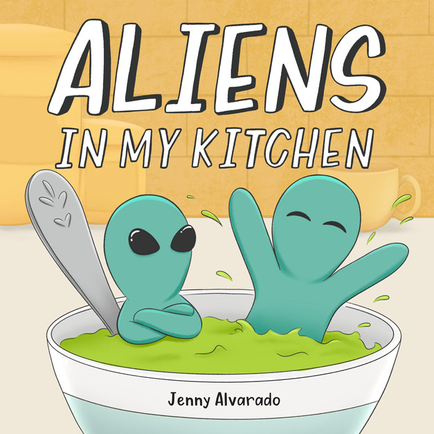 Personal - Aliens in my Kitchen