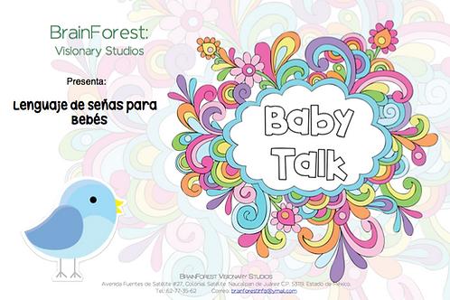 Manual de Lenguaje de Señas para Bebés - Downloadable