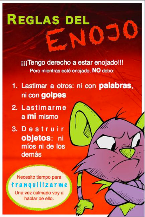 Reglas del Enojo - Downloadable