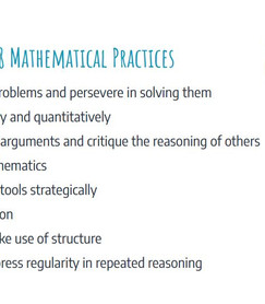 VPA PD 9-1-21 8 Mathematical Practices Review.JPG
