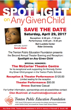 Spotlight on Any Given Child 4-29-17 Fun