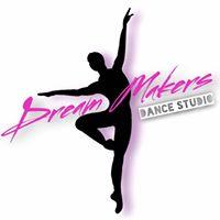 Dream Makers Dance Studio (logo)