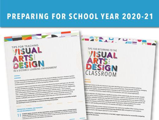 Preparing for School Year 2020-21 NAEA R