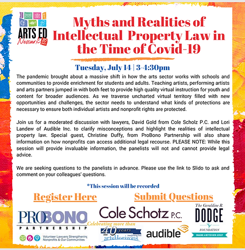 Myths and Realities of Intellectual Law.
