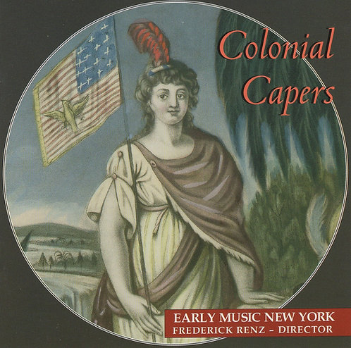 Colonial Capers CD