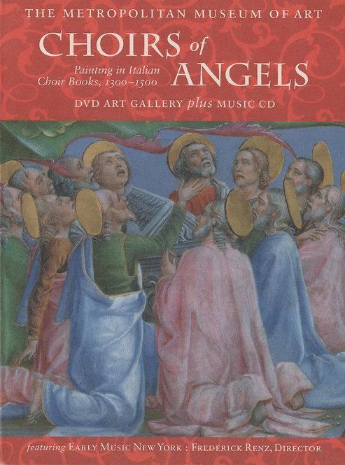 Choirs of Angels DVD & CD