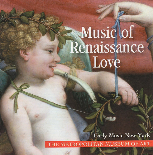 Music of Renaissance Love
