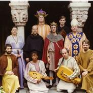 Cast of El Poema de Fernán González, September 1994, The Metropolitan Museum of Art – The Cloisters